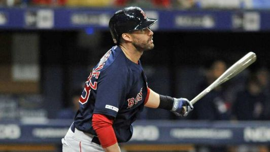 Red Sox defeat Rays for first time in nearly two months