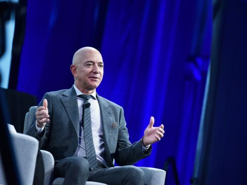 Jeff Bezos revealed the one question he always asks himself before setting Amazon's vision for the next 10 years
