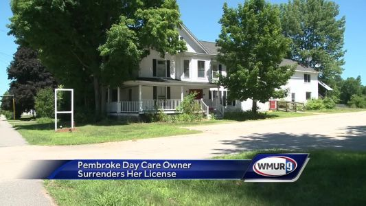 Day care owner gives up license