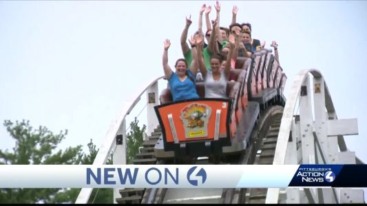 Ride of a lifetime: Heart transplant patients enjoy special day at Kennywood