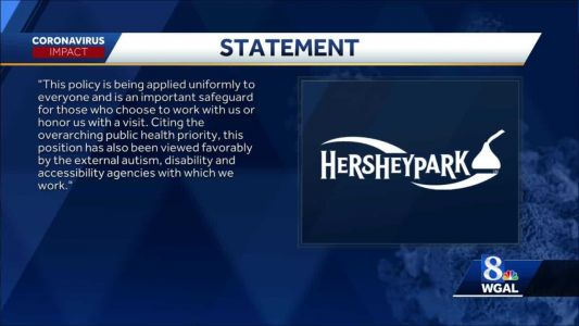 Hersheypark outlines mask policy in response to social media video