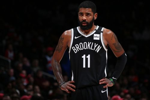 Nets' Kyrie Irving voted vice president of players' union