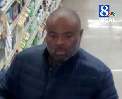Police search for man who stole hundreds of dollars in merchandise from grocery store