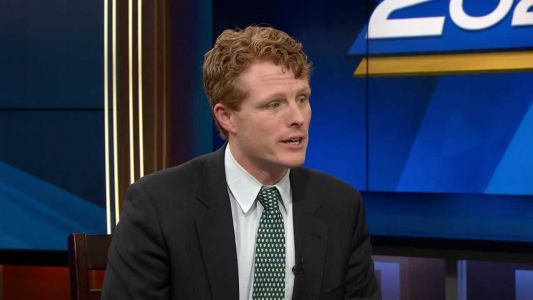 Group pushing for Rep. Joe Kennedy to run for Ed Markey's Senate seat