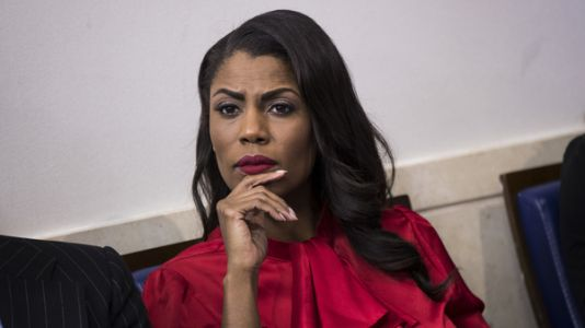 Trump Campaign Targets Omarosa Manigault Newman Over Tell-All Book