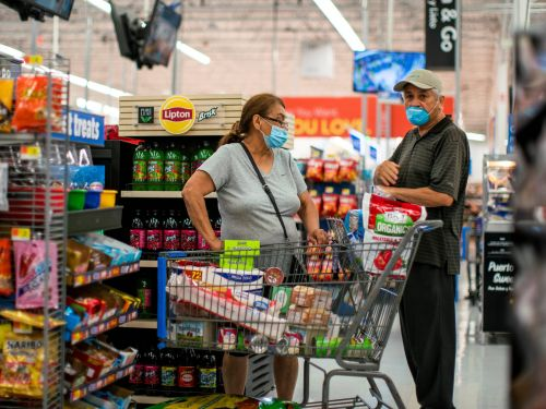 Walmart, Target, and Starbucks are keeping mask mandates despite the CDC relaxing guidance for vaccinated people. Here's how stores are responding to the new guidelines