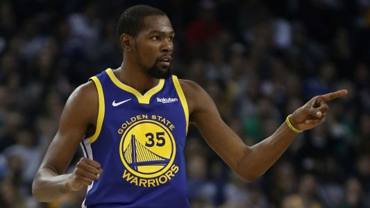 'No way' Kevin Durant re-signs after Draymond Green altercation, anonymous Warriors player says