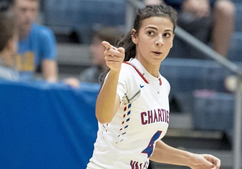 Megan McConnell, all-state basketball player, chooses Duquesne