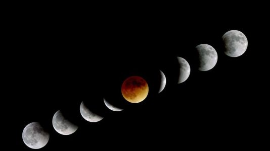 SE Wisconsin to have 'perfect conditions' for Sunday night lunar eclipse