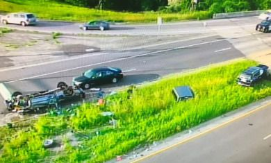 State Patrol: Serious Crash Closes Highway 7 In Hopkins