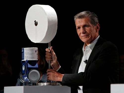 P&G's chief brand officer Marc Pritchard lays out how the company is working directly with media companies to address gender and social inequality