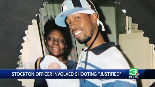Community demands answers after Stockton officer not charged in deadly shooting