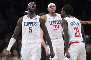Clippers rally past Nets 127-118 for 4th straight win