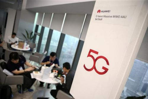 Huawei claims 'world's first' 5G hardware for automotive industry