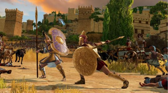 Total War Saga: Troy - Fighting the epic battles of gods and heroes