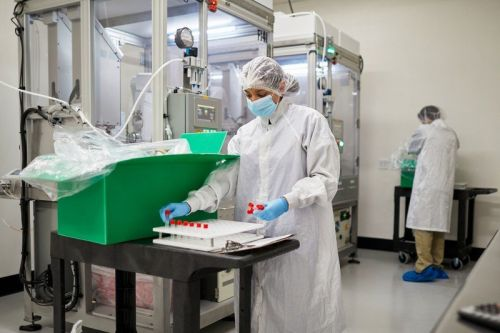 TSMC and Foxconn to buy German COVID-19 vaccines on behalf of Taiwan