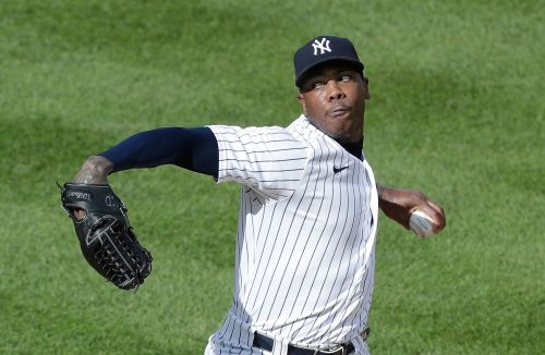 Aroldis Chapman's Yankees redemption tour is about to begin