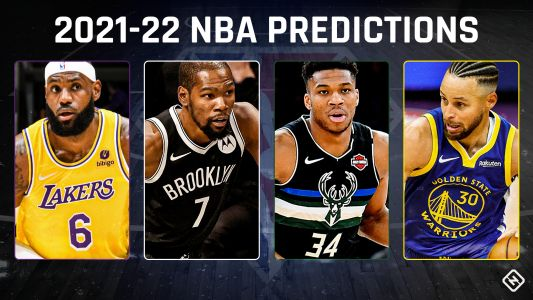 NBA predictions 2021-22: Final standings, playoff projections, awards, NBA Finals pick