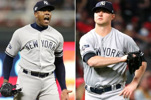 Yankees: Aroldis Chapman and Zack Britton good to go for ALCS
