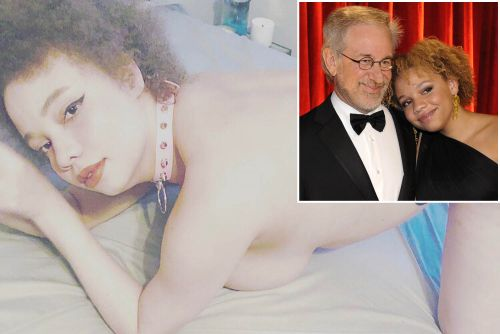 Steven Spielberg 'embarrassed' and 'concerned' for porn star daughter