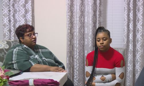 13-year-old girl shot at Roselawn strip mall speaks out about injuries suffered