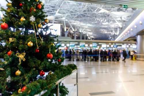 Holiday air travel on the rise - and this will be the busiest day