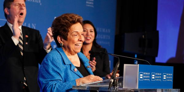 First-term Rep. Donna Shalala fights to defend her seat against Republican Maria Elvira Salazar in Florida's 27th Congressional District