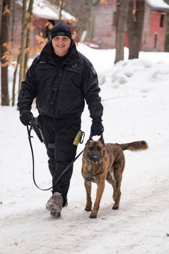 Police: New K-9 finds drugs on his first day of patrol