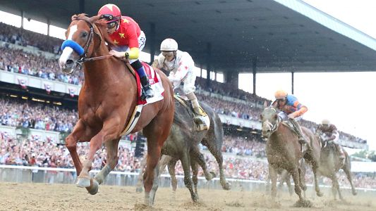 Justify's Triple Crown called into question amid report of positive drug test