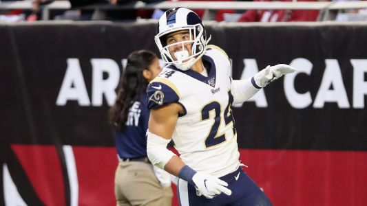 Rams' Taylor Rapp burns an absurd 10,000 calories in a single day