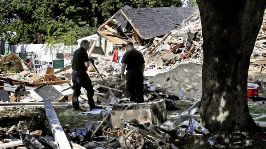 Federal Investigators Pinpoint What Caused String Of Gas Explosions In Mass