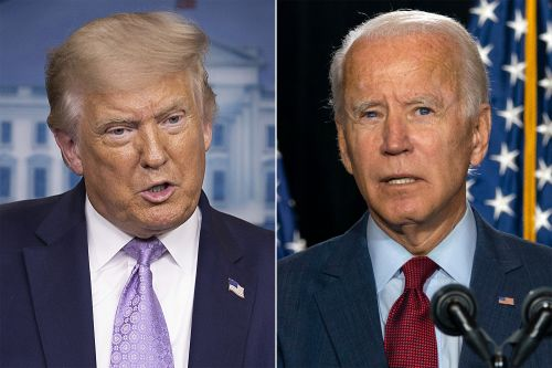 Trump blasts Biden's call for a nationwide mask-wearing order