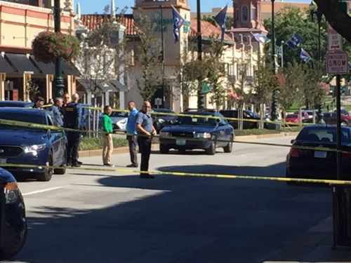18-year-old charged with tampering after Tuesday Plaza shooting