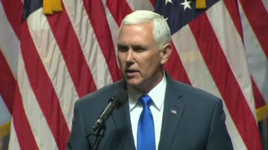 Pence set for Indiana GOP fundraiser next month