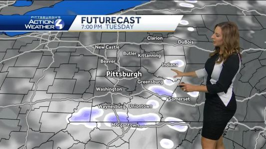 Cold, Breezy, Scattered Snow Showers