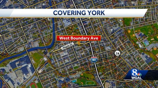 Man arrested in connection with York carjacking