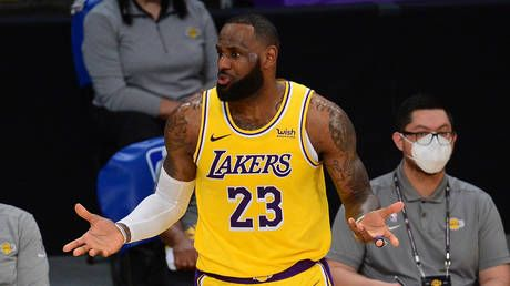 'You're next': NBA star and Biden supporter LeBron James ripped for seemingly threatening officer in Ma'Khia Bryant shooting