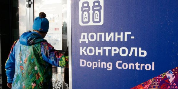 Russia could be banned from competing in major sporting events, including the Olympics and the World Cup, over suspicious doping results