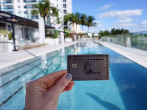 AmEx Platinum cardholders can potentially get the $200 airline fee credit twice in their first year - here's how