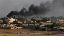 Syrian Forces Deploy Inside Kurdish-Held Territory After U.S. Retreat