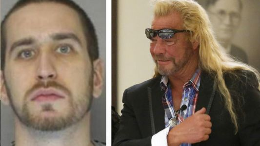 Dog the Bounty Hunter reportedly joins Ohio manhunt for fugitive accused of threatening Trump