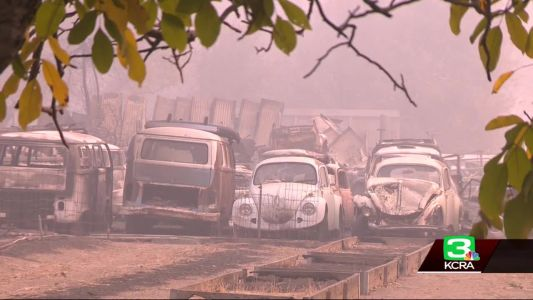 Camp Fire death toll reaches 86 after man dies at hospital