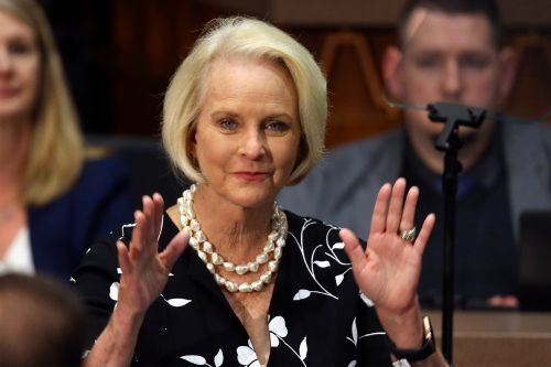 John McCain's widow Cindy endorses Biden for president