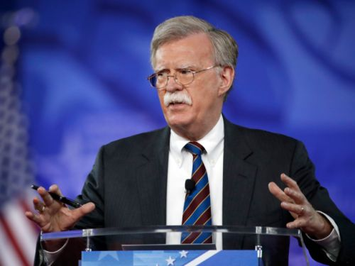 Concerns as Trump names hawkish former UN ambassador John Bolton as national security adviser