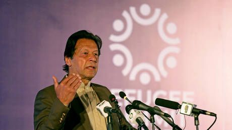 Pakistan's mediation between Iran & Saudi Arabia at US request is going slowly, PM Khan says