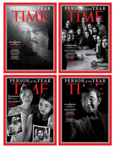 In the Year Since TIME Named Besieged Journalists the Person of the Year, the War Against Truth Has Continued Unabated