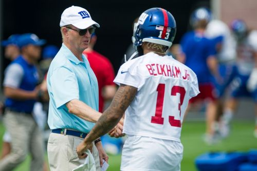 John Mara gave 'reluctant approval' to Giants dealing Odell