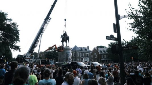 Report: 59 Confederate Symbols Removed Since George Floyd's Death