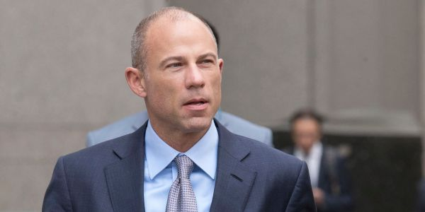 'I think the party has yearned for a fighter': Michael Avenatti confirms he may run as a Democrat against Trump in 2020