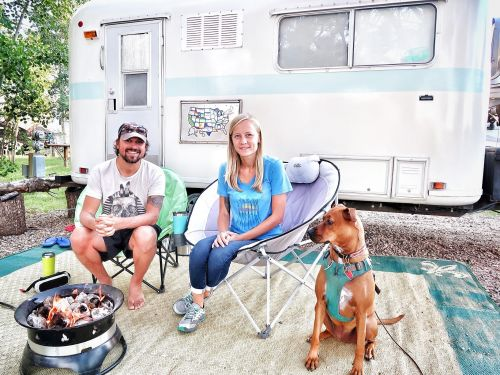 As RV living surges in popularity, a couple who's lived on the road for 5 years says the increased demand at parks is forcing them to quit RV life